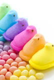 Rainbow Easter Royalty Free Stock Photo