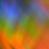 Rainbow colored abstract Royalty Free Stock Photography