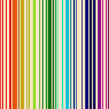 Rainbow colored barcode background. Royalty Free Stock Photo