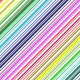 Rainbow colored barcode background. Stock Images