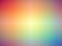Rainbow colored blurred background. Gradient rainbow colored blurred background Royalty Free Stock Image