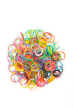 Rainbow colored Loom Royalty Free Stock Image