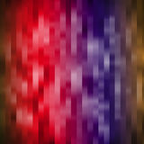 Rainbow Colored Stripe Wallpaper Background Royalty Free Stock Photography