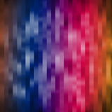 Rainbow Colored Stripe Wallpaper Background Royalty Free Stock Image