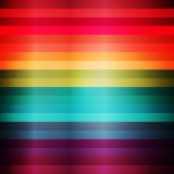 Rainbow colorful stripes abstract background Royalty Free Stock Images