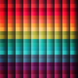 Rainbow colorful stripes abstract background Royalty Free Stock Image