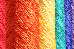 Rainbow colors Royalty Free Stock Image