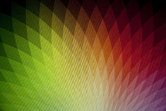 Rainbow colors. Abstract stripes and lines on a dark background Stock Photos