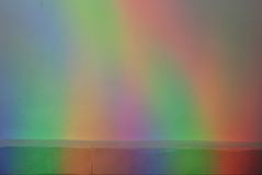 Rainbow Colors Royalty Free Stock Photo
