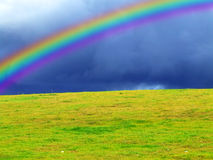 Rainbow colors Stock Photo