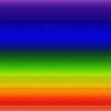 Rainbow colors, abstract background. Rainbows hues and colors, in yellow, orange and blue shades, abstract design Royalty Free Illustration