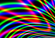 Rainbow colors background. Royalty Free Stock Image
