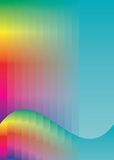 Rainbow colors Background Royalty Free Stock Photos