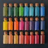 Rainbow colors Stock Photography