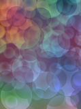 Rainbow coloured background Royalty Free Stock Image