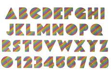 Coloured textured alphabet stock image illustration of shape rainbow coloured textured alphabet royalty free illustration altavistaventures Gallery
