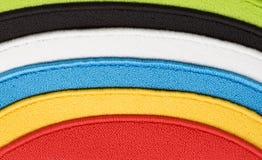 Rainbow della moquette Immagini Stock Libere da Diritti
