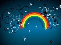 Rainbow Design Royalty Free Stock Photo