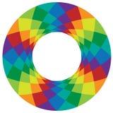Rainbow design element Stock Photo