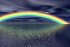 Rainbow di Fantacy Fotografia Stock Libera da Diritti