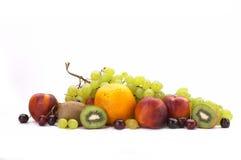 Rainbow di frutta Fotografie Stock Libere da Diritti