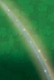 Rainbow di luccichio Fotografia Stock Libera da Diritti
