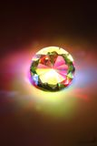Rainbow diamond Stock Photography