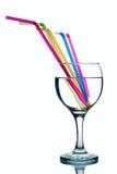 Rainbow drink Stock Image
