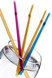 Rainbow drink Royalty Free Stock Photography