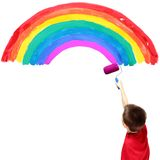 Rainbow Royalty Free Stock Image