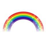 Rainbow element 001 Stock Photo