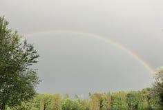 Rainbow2 royaltyfria bilder