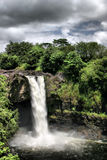 Rainbow Falls Royalty Free Stock Images