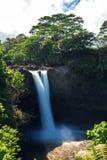 Rainbow Falls, Hilo Stock Photos