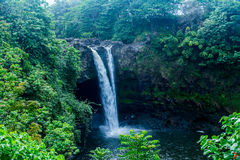 Rainbow Falls Royalty Free Stock Photos