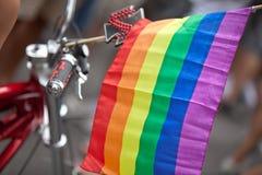 Free Rainbow Flag Stock Image - 20104491