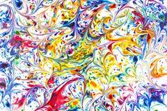 Rainbow flow Stock Image