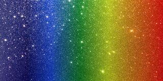 Rainbow glitter textured background wallpaper. Many uses for advertising, book page, paintings, printing, mobile backgrounds, book, covers, screen savers, web stock image