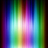 Rainbow glowing background Royalty Free Stock Images