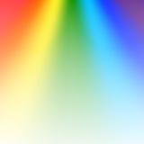 Rainbow gradient background mesh stock illustration