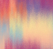 Rainbow grunge stained background in yellow,blue,orange, violet colors stock illustration