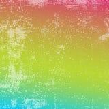 Rainbow Grunge Texture Stock Image