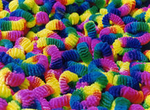 Free Rainbow Hair Ties Stock Photos - 2672043