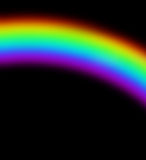 Rainbow isolated Stock Images