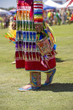 Rainbow Jingle Dress Stock Images