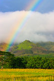 Rainbow, Kauai Hawaii Royalty Free Stock Photography