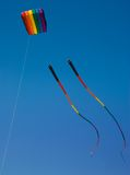 Rainbow Kite Royalty Free Stock Images