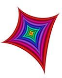 Rainbow Kite Royalty Free Stock Photography