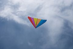 Rainbow Kite Royalty Free Stock Photos