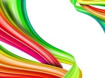 Rainbow knot Royalty Free Stock Photos